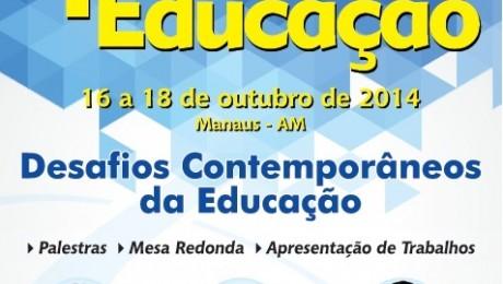 Congresso de Educação em Manaus