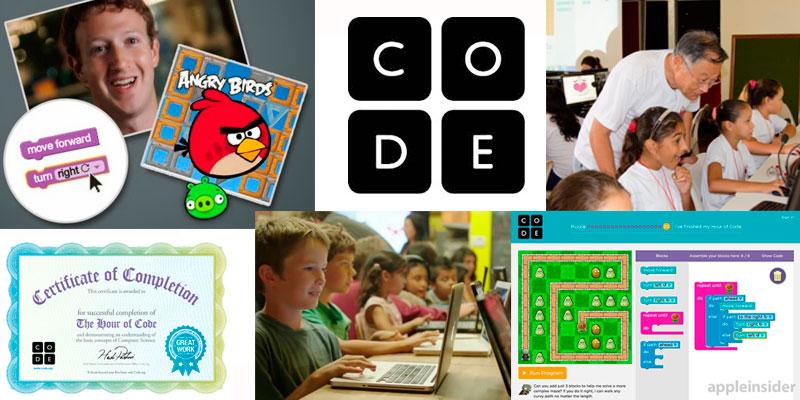 Conheça Code.org - O site que ensina programação para quem não sabe programar Hora-do-codigo