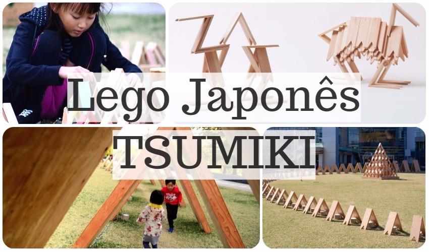 Lego Japones - Tsumiki