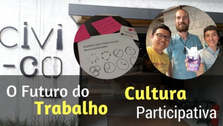 Futuro do Trabalho e Cultura Participativa – Enspiral em SP